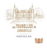 Château Pichon-Longueville Baron Les Tourelles de Longueville label