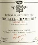 Domaine Jean Trapet Père et Fils (ex Louis Trapet) Chapelle-Chambertin Grand Cru  label