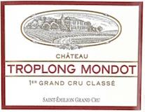 Château Troplong-Mondot  Premier Grand Cru Classé B label
