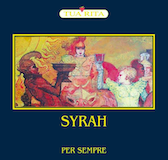Tua Rita Syrah label