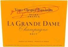 Veuve Clicquot-Ponsardin La Grande Dame label