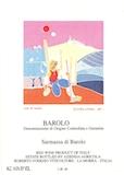 Roberto Voerzio Barolo Sarmassa label