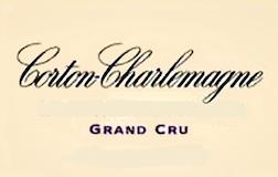 Domaine de la Vougeraie Corton-Charlemagne Grand Cru  label
