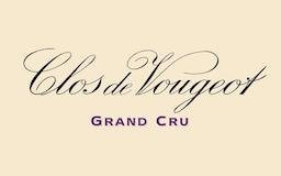 Domaine de la Vougeraie Clos de Vougeot Grand Cru  label