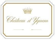 Château d'Yquem  Premier Cru Supérieur label