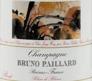 Bruno Paillard Brut Millésimé Blanc de Blancs label