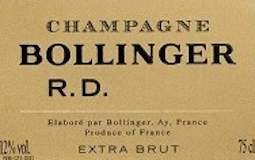 Bollinger R.D. label