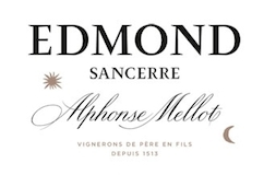 Alphonse Mellot Edmond label