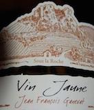 Domaine Ganevat Côtes du Jura  Vin Jaune label