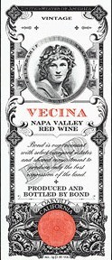 Bond Vecina label