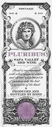 Bond Pluribus label