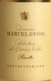 Domaine Marcel Deiss Gewürztraminer SGN label