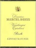 Domaine Marcel Deiss Gewürztraminer VT label