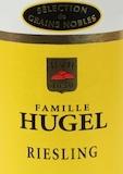 Hugel et Fils Riesling SGN label