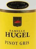 Hugel et Fils Pinot Gris Hugel SGN label