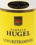 Hugel et Fils Gewürztraminer SGN label
