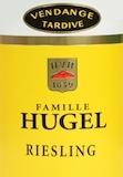 Hugel et Fils Riesling VT label