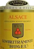 Hugel et Fils Gewürztraminer VT label