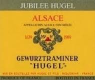 Hugel et Fils Gewürztraminer Jubilee label