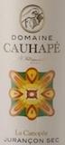 Domaine Cauhapé La Canopée Sec label