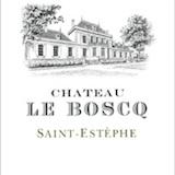 Château Le Boscq  label