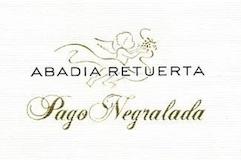 Abadia Retuerta Pago Negralada label
