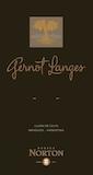 Bodega Norton  Gernot Langes label