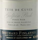 Bouchard Finlayson Tête de Cuvée Galpin Peak Pinot Noir label