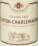 Bouchard Père et Fils Corton-Charlemagne Grand Cru  label