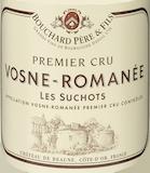 Bouchard Père et Fils Vosne-Romanée Premier Cru Les Suchots label