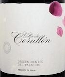 Descendientes de José Palacios Villa de Corullon label