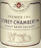 Bouchard Père et Fils Gevrey-Chambertin Premier Cru Lavaux Saint-Jacques label