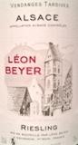 Domaine Léon Beyer Riesling VT label