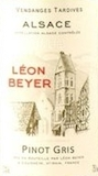 Domaine Léon Beyer Pinot Gris VT label