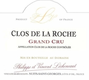 Domaine Lecheneaut Clos de la Roche Grand Cru  label