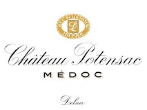 Château Potensac  label