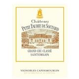 Château Petit Faurie de Soutard  Grand Cru Classé label