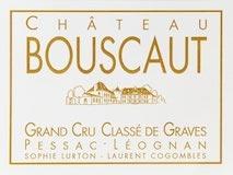 Château Bouscaut  Cru Classé de Graves label
