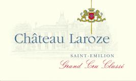 Château Laroze  Grand Cru Classé label