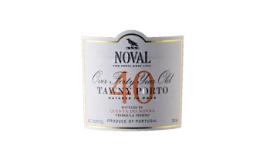 Quinta do Noval Porto  40 Year Old Tawny Port label