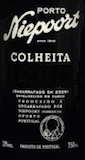 Niepoort Porto  Colheita Port label