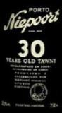Niepoort Porto  30 Year Old Tawny Port label