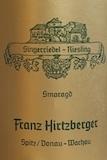 Franz Hirtzberger Riesling Singerriedel Smaragd label