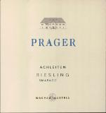 Prager Riesling Achleiten Smaragd label
