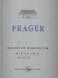 Prager Riesling Wachstum Bodenstein Smaragd label
