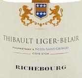 Domaine Thibault Liger-Belair Richebourg Grand Cru  label