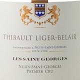 Domaine Thibault Liger-Belair Nuits-Saint-Georges Premier Cru Les Saint-Georges label