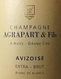 Agrapart et Fils L'Avizoise Extra-Brut Blanc de Blancs Grand Cru label