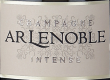 A. R. Lenoble Cuvée Intense label