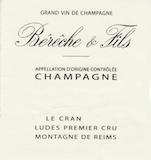 Bérèche et Fils Le Cran Premier Cru label